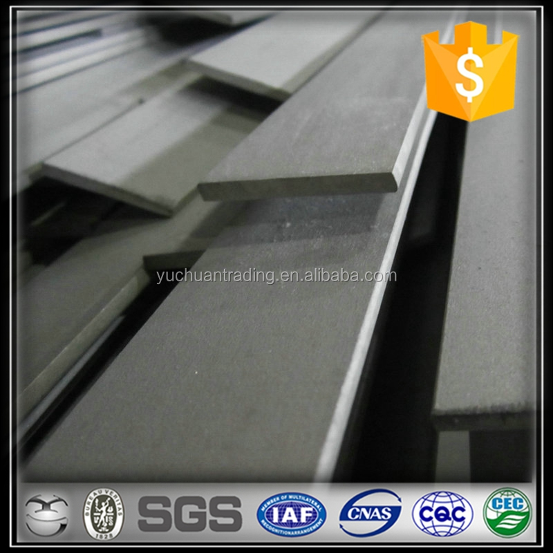 hot rolling AISI SAE 12L14 alloy steel flat bar