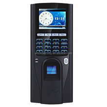 Biometric fingerprint scanner and time attendance connect with electric lock