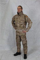 spanish business edition army uniform with ptfe membrane