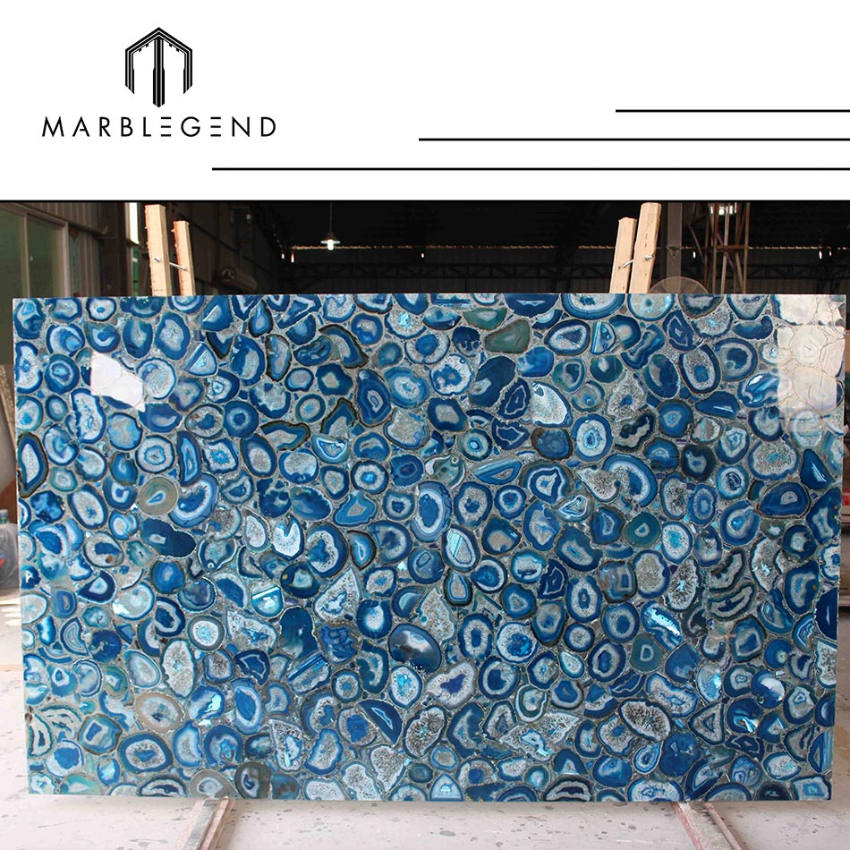 Architectural Interior Design Blue Agate Wall Panel Backlit Large Agate  Slab   Buy Large Agate Slab,Blue Agate Slab,Blue Agate Product On  Alibaba.com