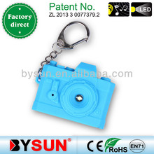 led plastic keychain mini Camera (BS-045)