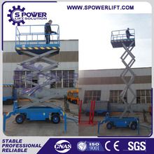 SPM series hydraulic motor mobile hydraulic automatic scaffolding lift table