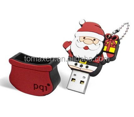 Best Ideas Father Christmas usb flash pen drive for Christmas day