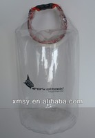 transparent pvc dry bag