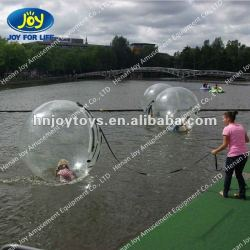 2012 Giant inflatable clear plastic ball