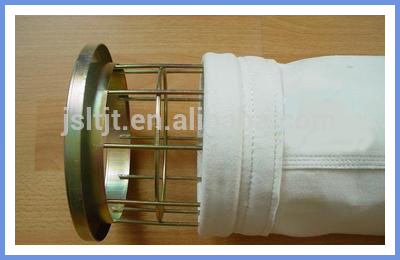 Different Models of organic silicon dust collector bag filter cages