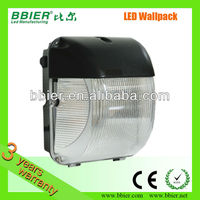 IP65 outdoor wall pack led lamp & meanwell driver