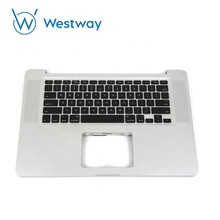 Original Laptop <strong>Parts</strong> for Macbook Pro 15&quot; A1286 Topcase with Keyboard MC721 MC723 MD318 MD322