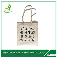 2011 cotton carry bag