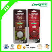 Custom car scent Gel membrane air freshener