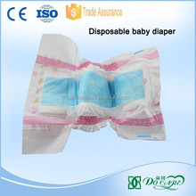 Diaper manufacturer for Super soft economy disposable baby diaper