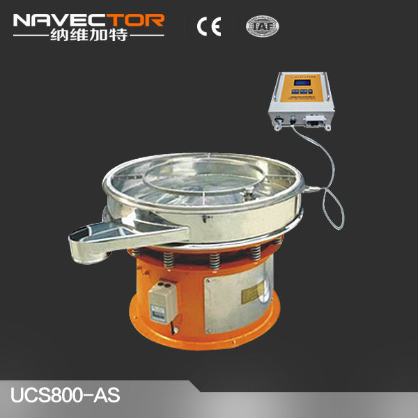 now foods spirulina powder ultrasonic sieve equipment for sieving and grading