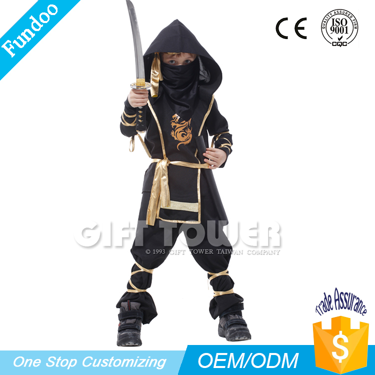 hot sale boy ninja costume