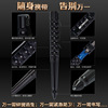TP7A Aircraft Aluminum Tactical Defense Pen