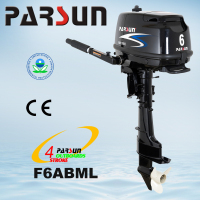 F6ABMS short shaft 4 stroke outboard motor