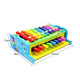 Hands on piano funny interaction promote hands-on habits wooden toy musical instrument