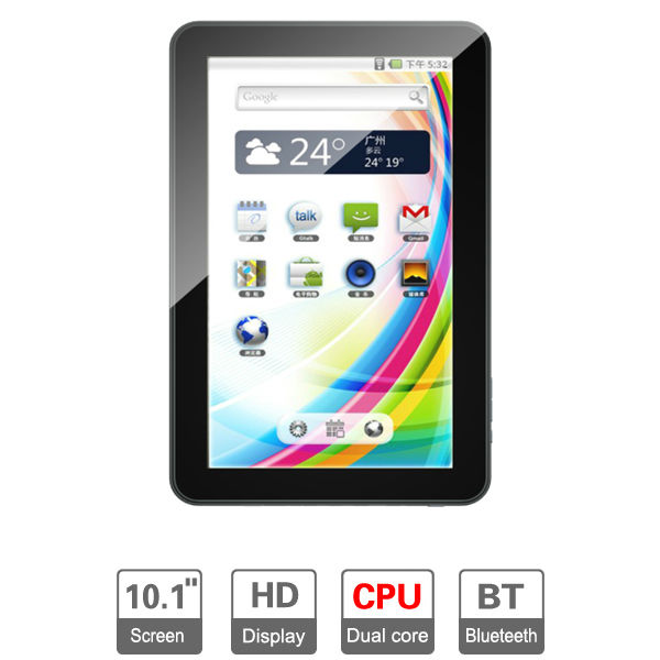 Best Price 10.1 inch Dual Core Tablet PC