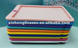 For ipad mini silicone case with factory price