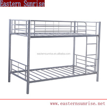 School Camp Military Use Heavy Duty Strong Cheap Steel Frame Bunk Bed
