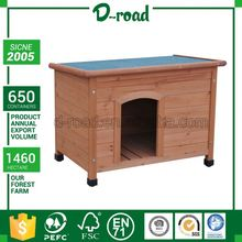 Nice Quality Custom Design Wooden Wood Outdoor Dog Little Kennel Run