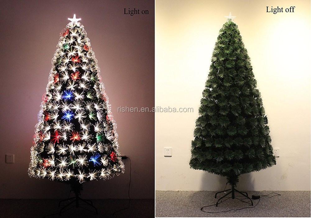180cm white xmas tree artificial falling snow white feather christmas tree