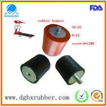 high quality customize in china silicone rubber to metal bonding