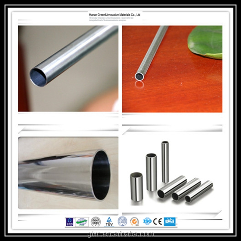 Looking for China supplier 445j2 Welded stainless steel straight pipe tube OD10mm x WT0.5mm for heat exchanger in sea water