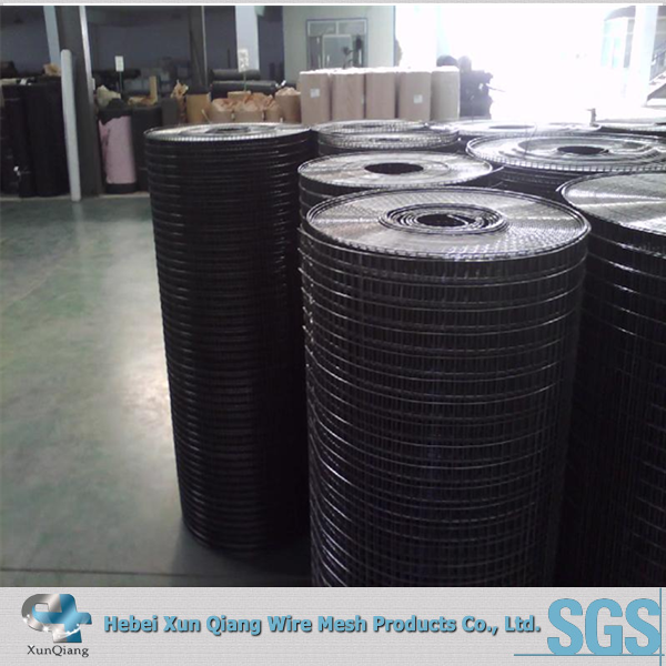 18 gauge 1/2 inch square hole welded wire mesh