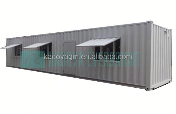 20ft and 40ft container home for sale