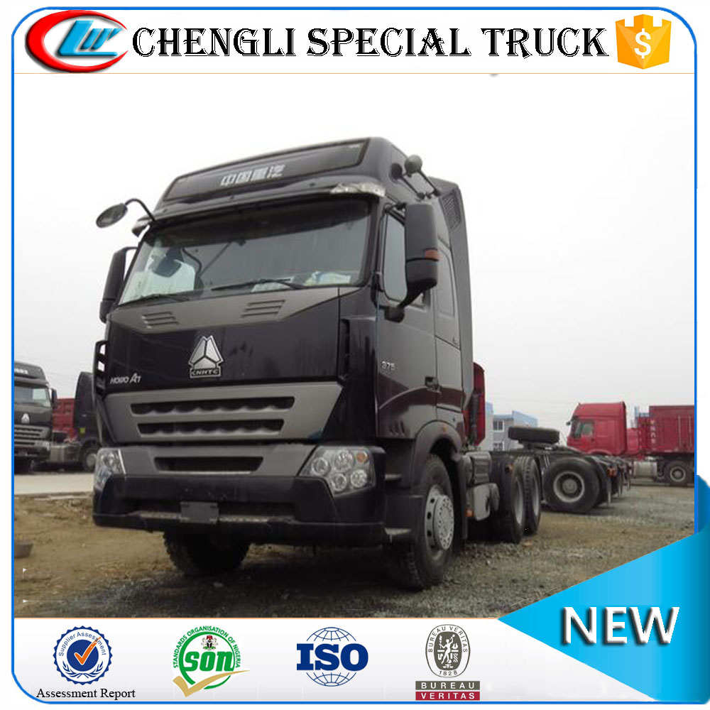 Hot Sale Sinotruk HOWO A7 Left hand drive 6X4 10 Wheeler 420hp Tractor Truck low price for sale
