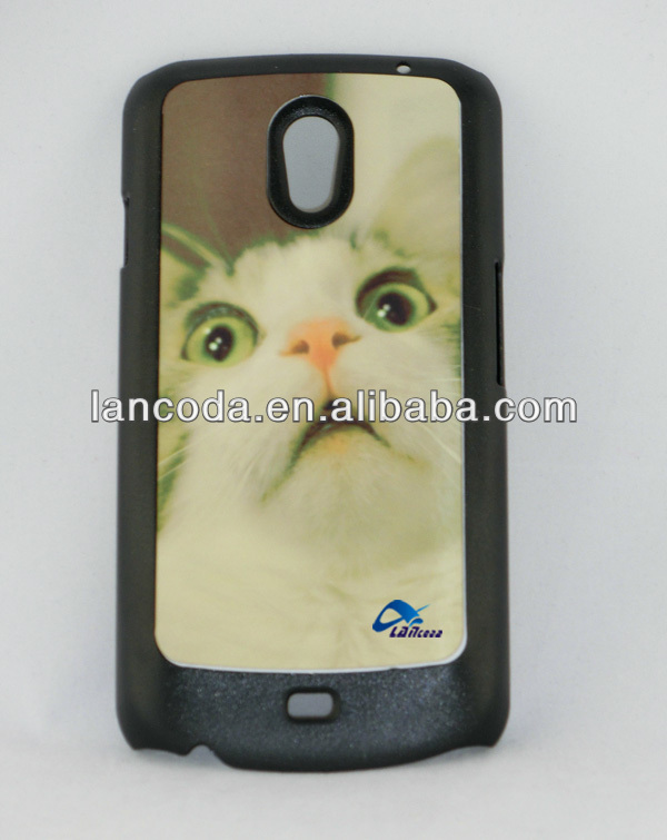 Sublimation PC Phone Case for Samsung 9250