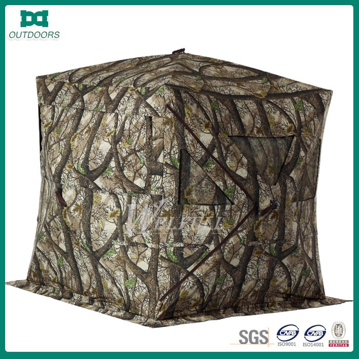 One person pop up hunting blind tents
