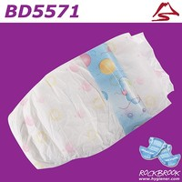 High Quality Free Samples Disposable Bunny Hug Diaper Manufacturer with BD5571 from China