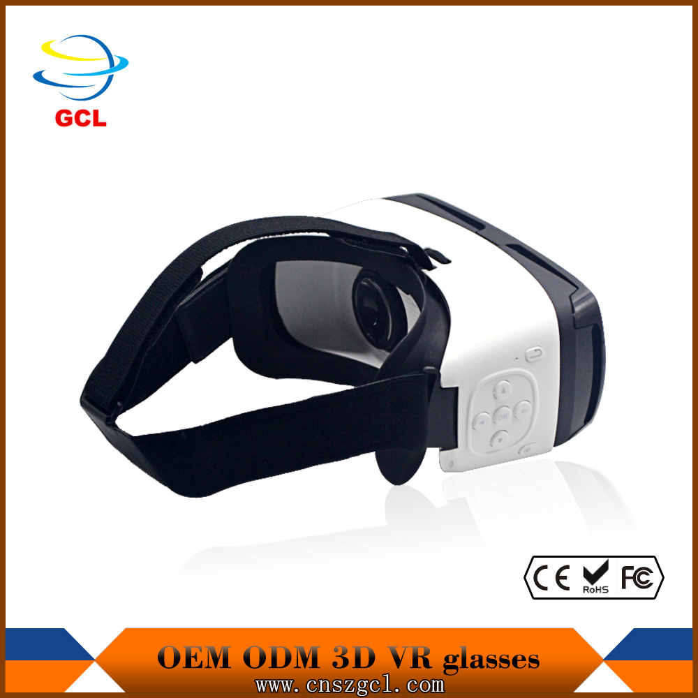 2017 80 inch virtual display video glasses with discount price