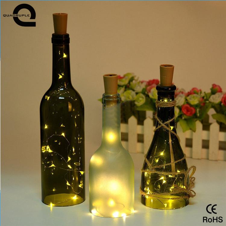 led copper wire string u003cstrongu003elightsu003c/strongu003e bottle u003cstrongu003e & Wholesale cork lighting - Online Buy Best cork lighting from China ... azcodes.com