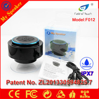 Shenzhen manufacturer ipx7 waterproof bluetooth speaker,waterproof mini speaker,outdoor waterproof speaker
