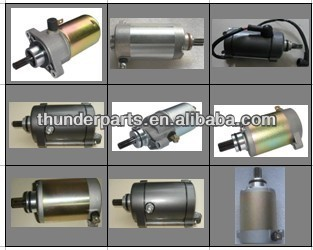 Zenella motorcycle electric parts,starting motors