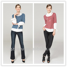 Women blouses Tops factory 2013