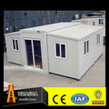 New design aluminum frame glass lighted village houses for sale