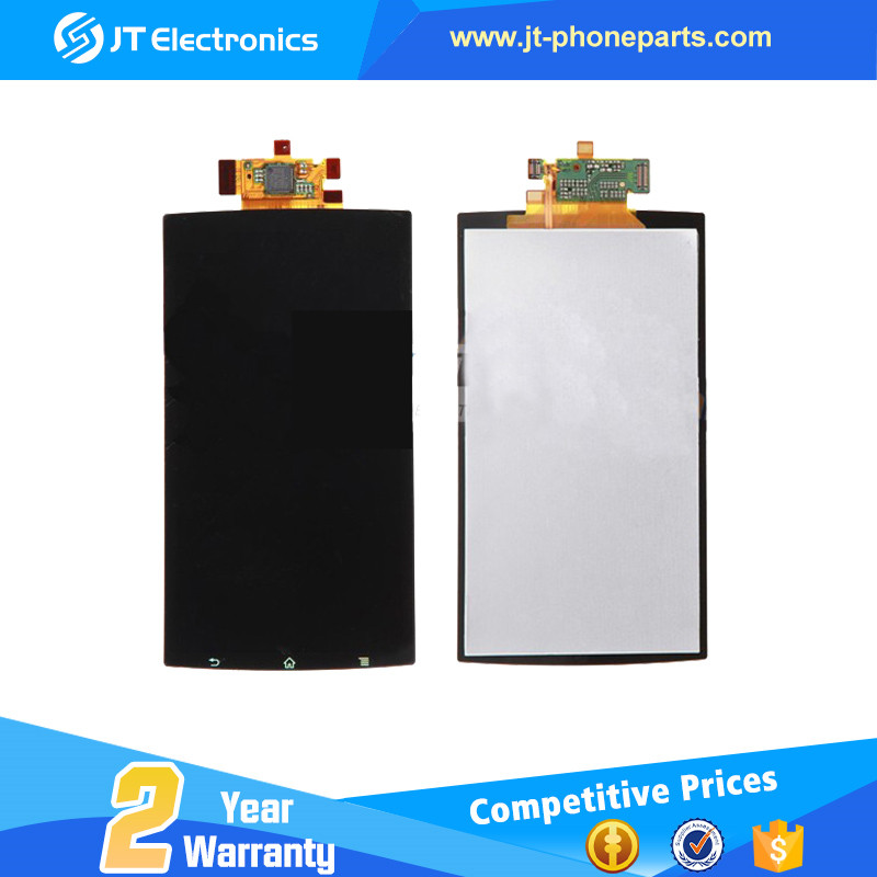 Original Top for sony ericsson for xperia arc s lt18i lt15i x12 lcd display