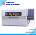 Three side brush sanding machine