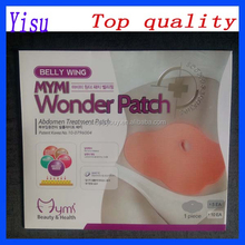 2015 favorite body beauty meizi belly slimming mymi wonder patch products to lose weight and burn fat