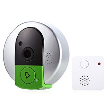 2017 smart home Wireless IP Remote Control WIFI ring video camera doorbell