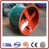 Industrial axial fan blower for dust collector