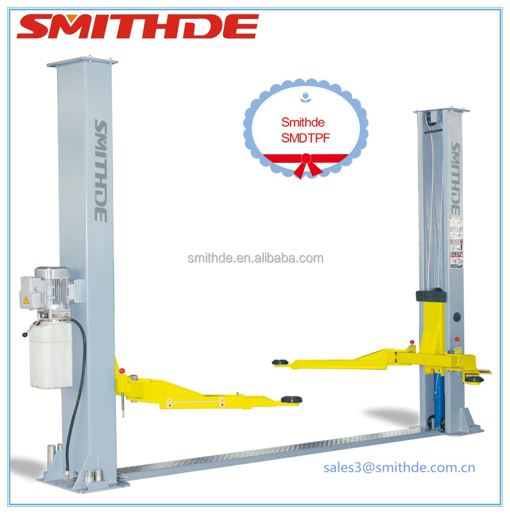 Smithde SMDTPF 2 Post Used Home Garage Car Lift/auto Car Lift Used