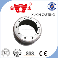 AUTO PARTS truck brake drum for USA