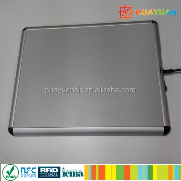 ISO 15693 RFID PAD reader for Library, phamacy RFID applications mutiple RFID reader, ISO SLI reader,
