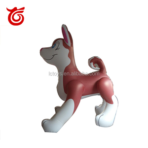 Custom inflatable lmodels of dogs,dog balloon,inflatable fox