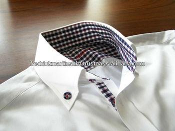 mens shirt with buttondown collar, View trendy mens shirts, Fredrick ...