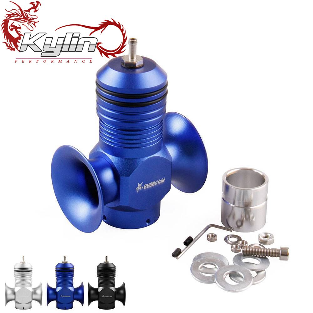 Ryanstar Racing Billet Aluminum Universal Type H RFL Style Turbo Adjustable Blow Off Valve